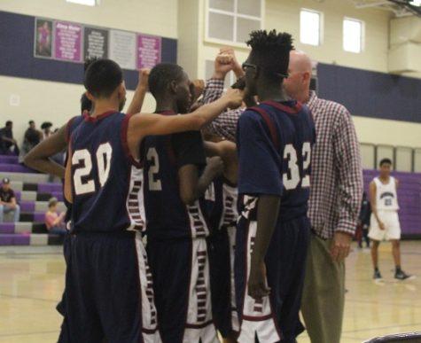 Freshman Boys Basketball Report