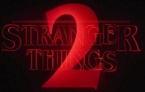 Stranger Things Season 2!