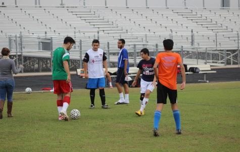 Boys' varsity soccer season to kick off