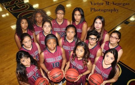 Girls Basketball season looking up