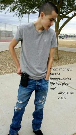 Abdiel M.