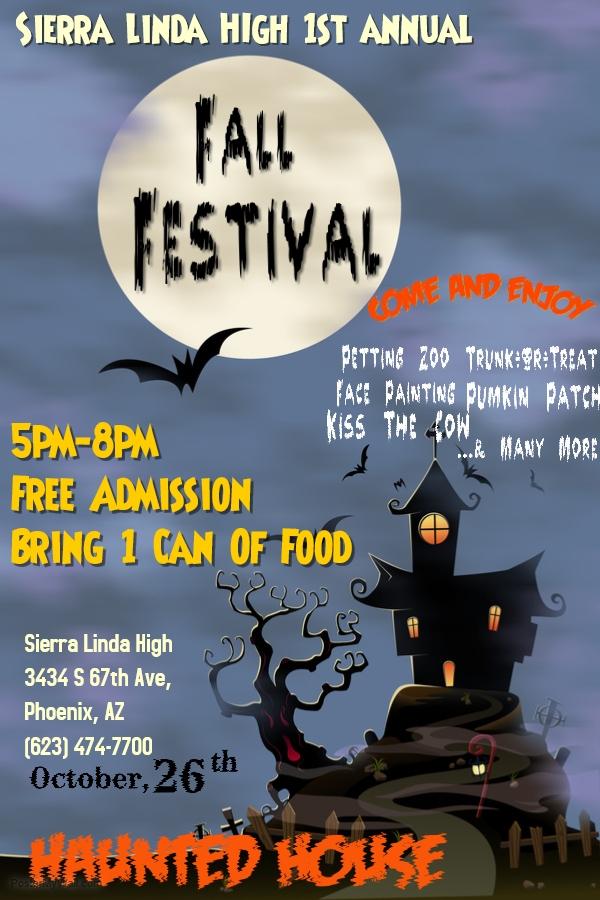 1st Annual Fall Festival