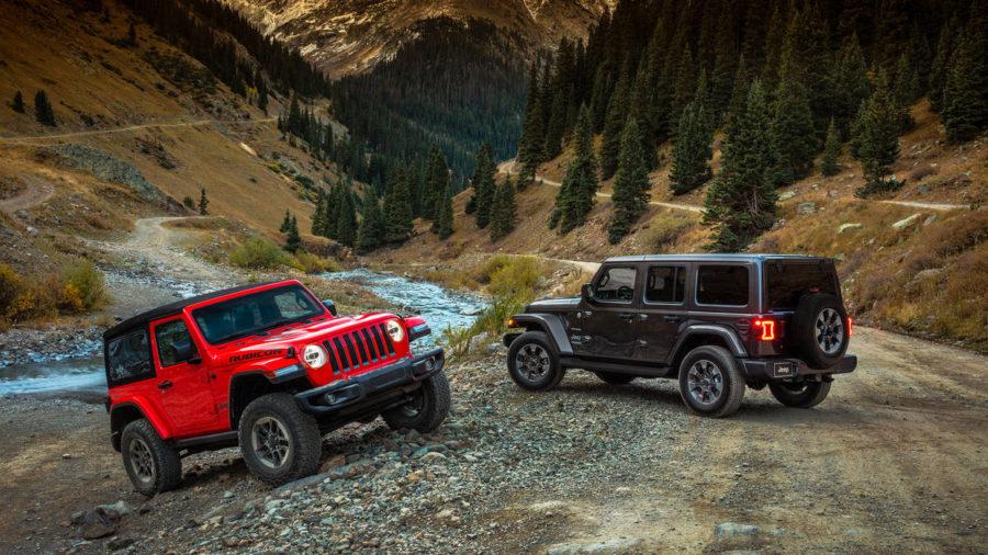 2018 Jeep Wrangler JL