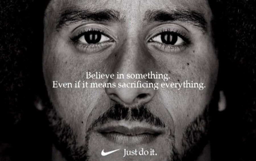 Colin Kaepernick Nike Ads
